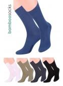 Dámské klasické ponožky 086 STEVEN