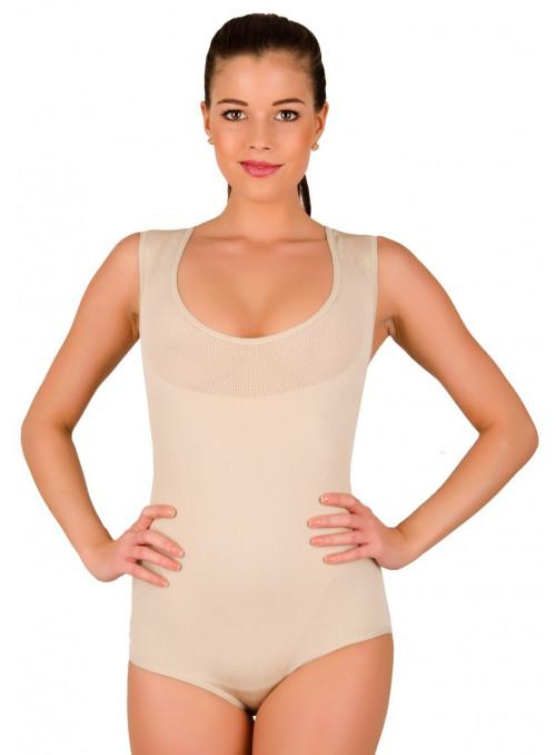 Body dámské stahovací 06-711 HANNA STYLE | tělová | velkoobchod HOTEX