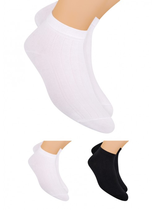 Chlapecké kotníkové ponožky 054/100 STEVEN