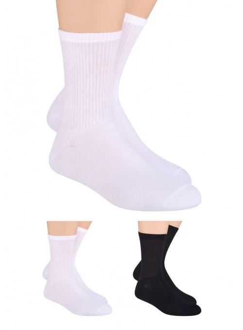 Pánské klasické ponožky 057 STEVEN