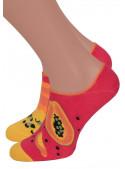 Dámské nízké ponožky 005/002 MORE