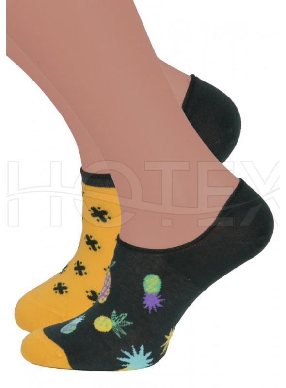 Dámské kotníkové ponožky 005/004