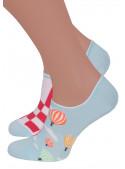 Dámské nízké ponožky 005/009 MORE