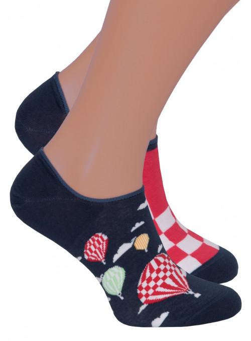 Pánské kotníkové ponožky 009/007