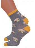 Dámské klasické ponožky 078/090 MORE