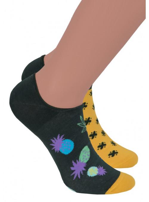 Pánské kotníkové ponožky 009/004