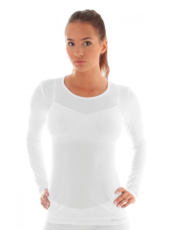 Dámské tričko LS11610 BRUBECK   velkoobchod HOTEX