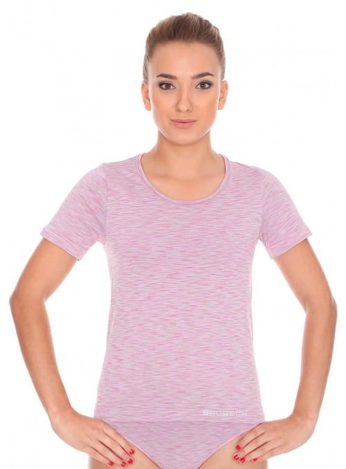 Dámské tričko SS11570 BRUBECK | velkoobchod HOTEX