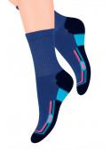 Dámské klasické ponožky 026/99 STEVEN