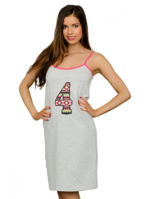 Dámská noční košile Daria 083 TARO | velkoobchod HOTEX