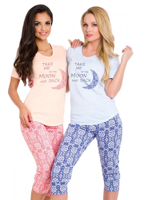 Dámské pyžamo Malina 2082 TARO | velkoobchod HOTEX