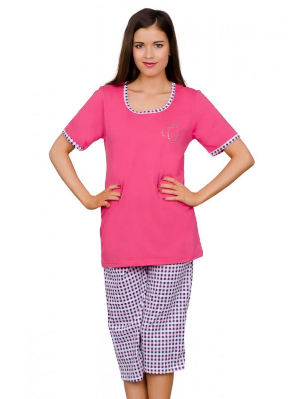 Dámské pyžamo Majka 683/4 TARO | velkoobchod HOTEX