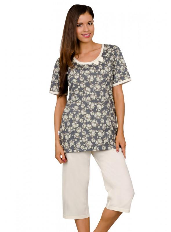 Dámské pyžamo Manuela 827 TARO | velkoobchod HOTEX
