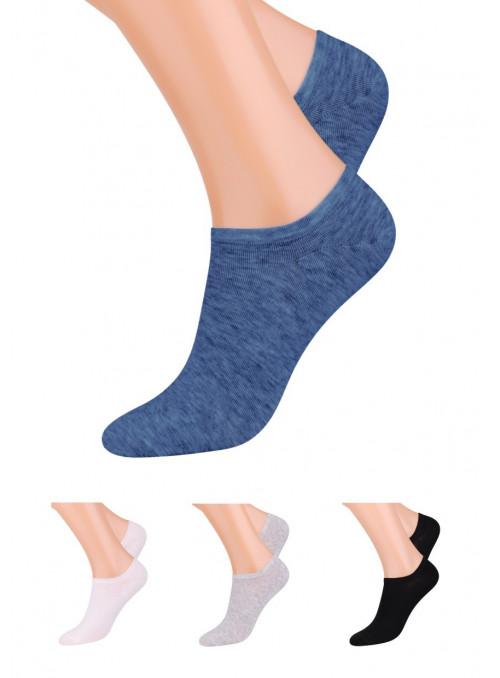 Dámské nízké ponožky 007 STEVEN