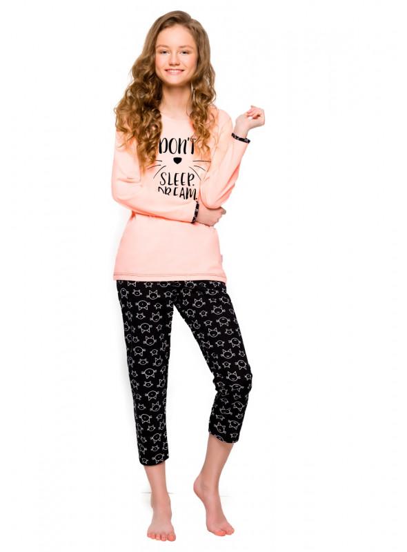 Dívčí pyžamo Gabi 210/81 TARO   velkoobchod HOTEX