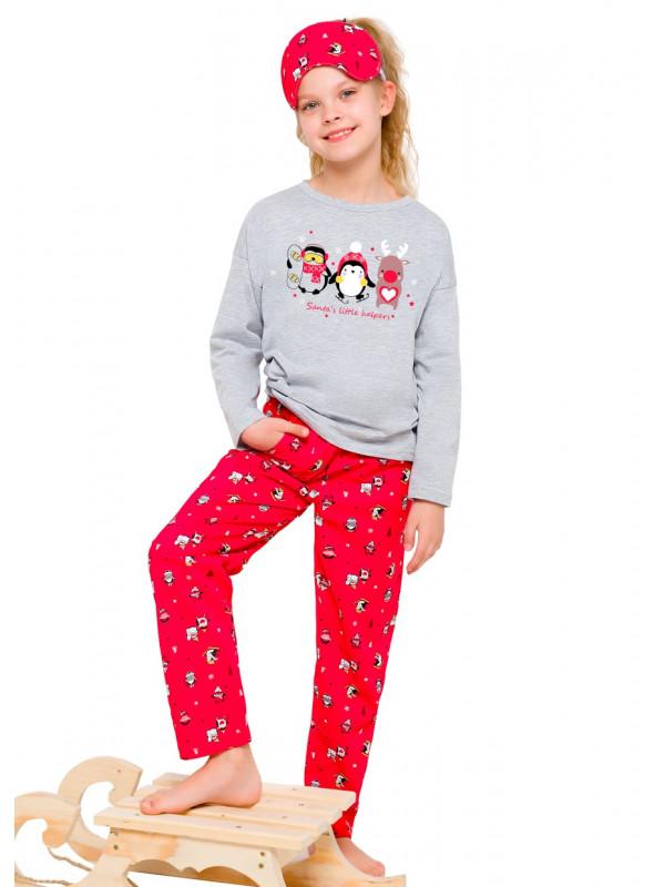 Dívčí pyžamo Sofia 2129/81 TARO | velkoobchod HOTEX