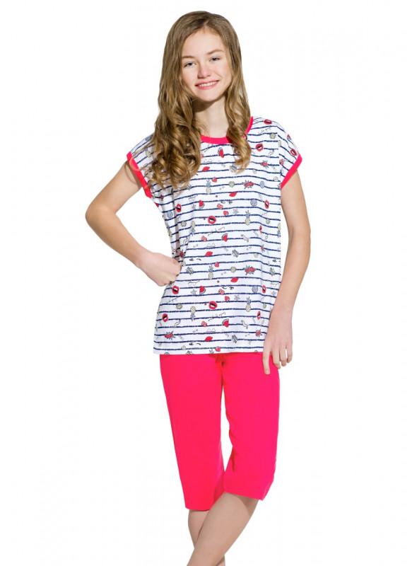 Dívčí pyžamo Amelia 1076/8 TARO | velkoobchod HOTEX