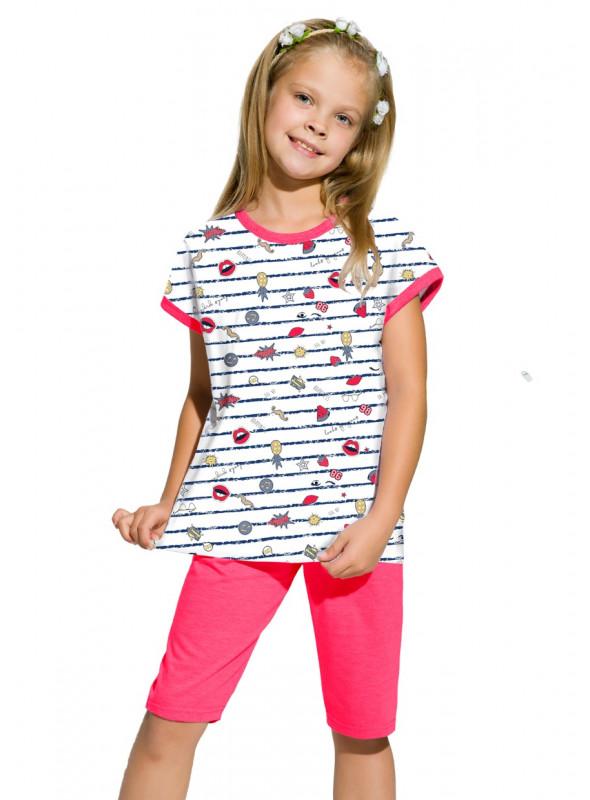 Dívčí pyžamo Amelia 2202/8 TARO | velkoobchod HOTEX