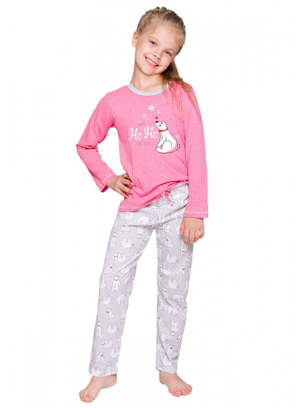 Dívčí pyžamo Oda 1166/1167/73 TARO | velkoobchod HOTEX