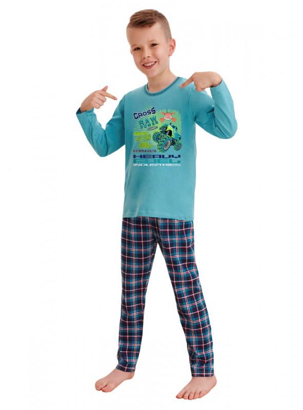 Chlapecké pyžamo Leo 2342/2343/01 TARO
