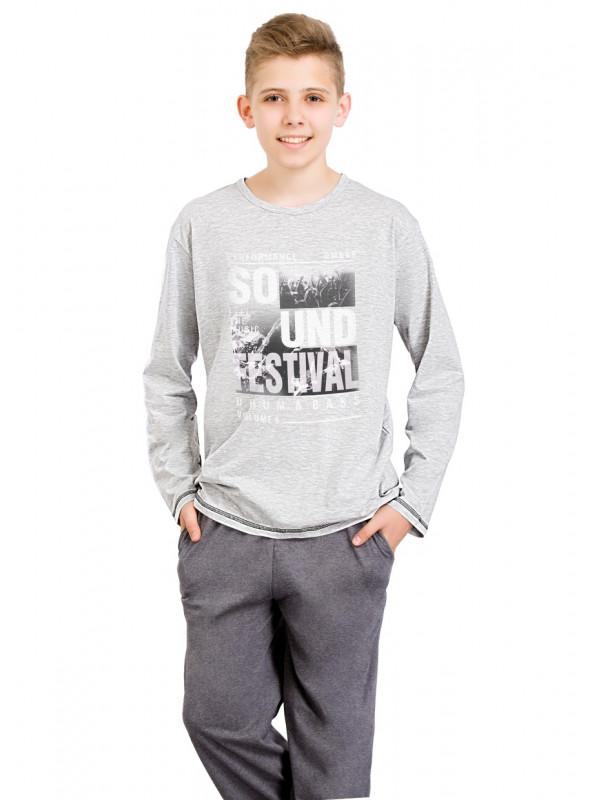 Chlapecké pyžamo Karol 1175 TARO | velkoobchod HOTEX