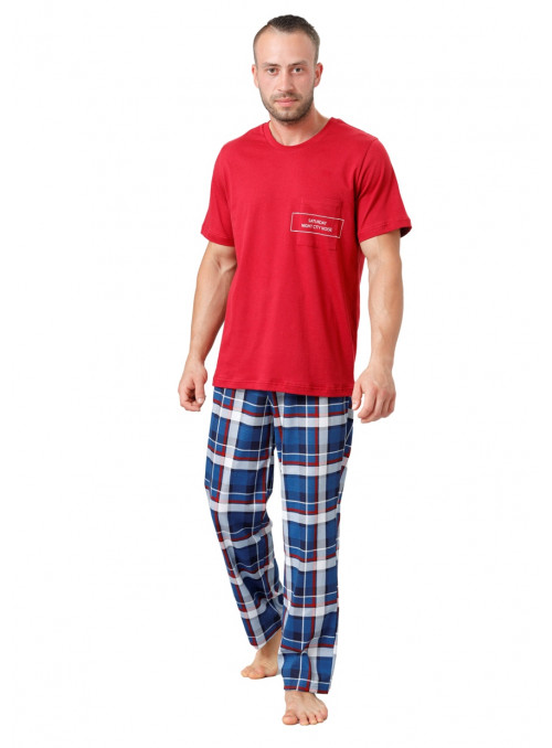 Pánské pyžamo Ikar 806 M-MAX