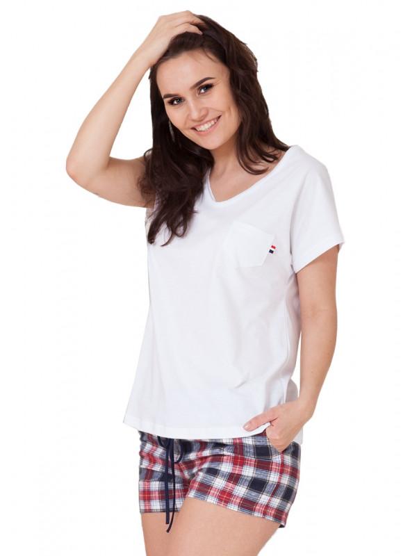 Dámské pyžamo Emma 620 M-MAX   velkoobchod HOTEX