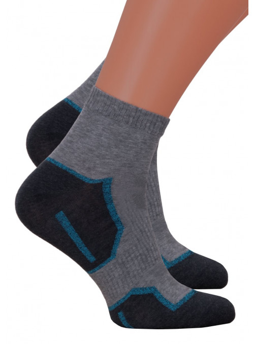 Pánské kotníkové ponožky 054/226 Steven