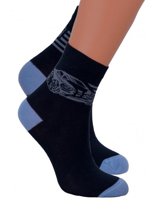 Chlapecké klasické ponožky 014/303 STEVEN