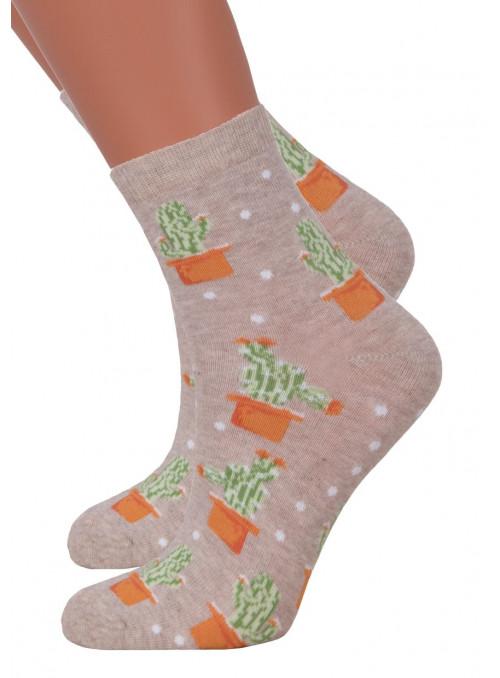 Dívčí klasické ponožky 014/344 STEVEN