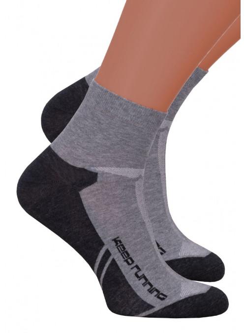Chlapecké kotníkové ponožky 054/211 STEVEN