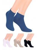 Pánské kotníkové ponožky 045 STEVEN