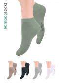 Dámské kotníkové ponožky 094 STEVEN
