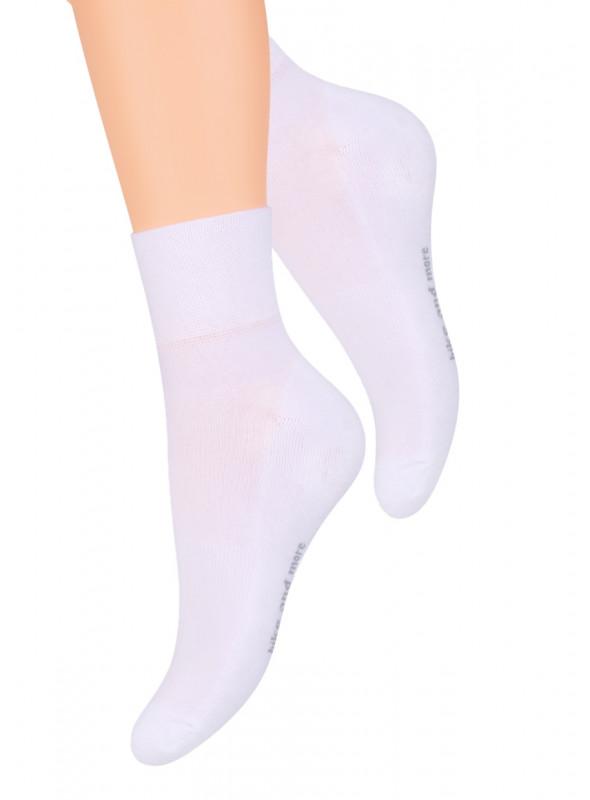 Dámské kotníkové ponožky 040 STEVEN