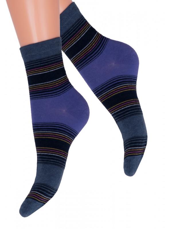 Dámské klasické ponožky 037/21 STEVEN
