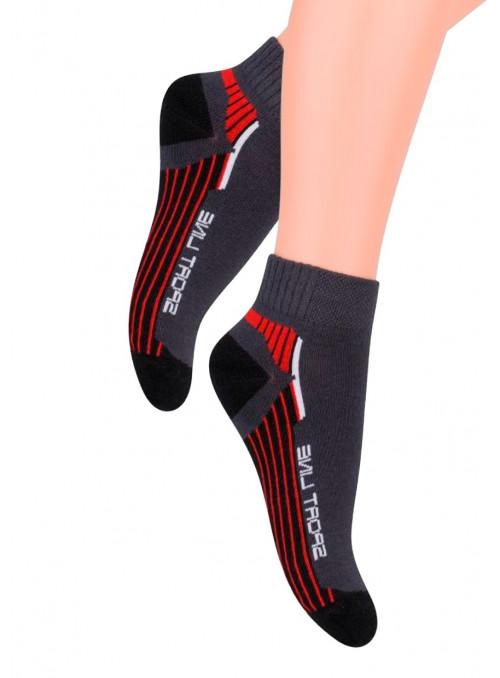 Chlapecké kotníkové ponožky 004/75 STEVEN