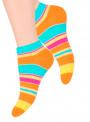 Dámské kotníkové ponožky vzor 052/11 STEVEN   velkoobchod HOTEX
