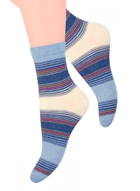 Dámské klasické ponožky 037/19 STEVEN | velkoobchod HOTEX