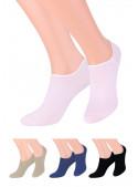 Dámské nízké ponožky 070 STEVEN