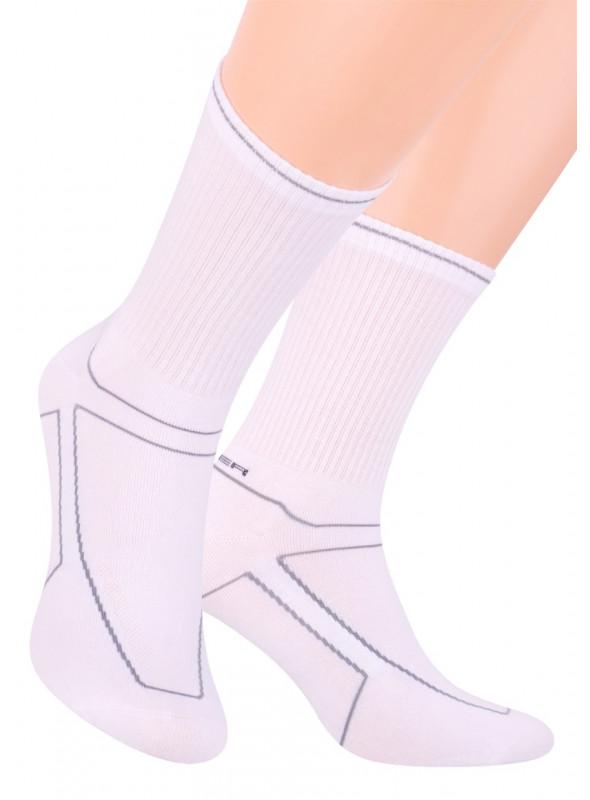 Pánské klasické ponožky 057/165 STEVEN | velkoobchod HOTEX