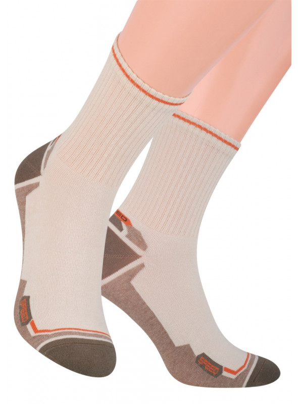Pánské klasické ponožky 057/19 STEVEN | velkoobchod HOTEX