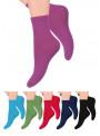 Dámské klasické ponožky 037 STEVEN