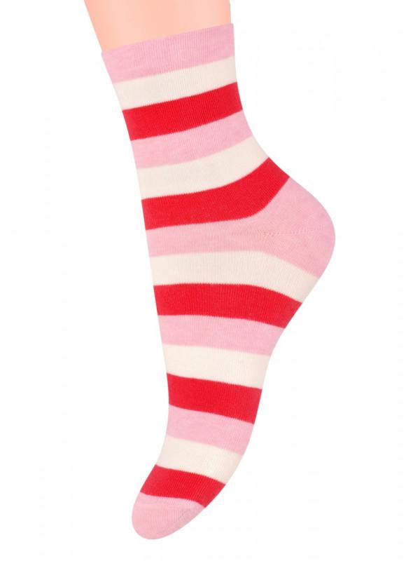 Dámské klasické ponožky 037/17 STEVEN | velkoobchod HOTEX