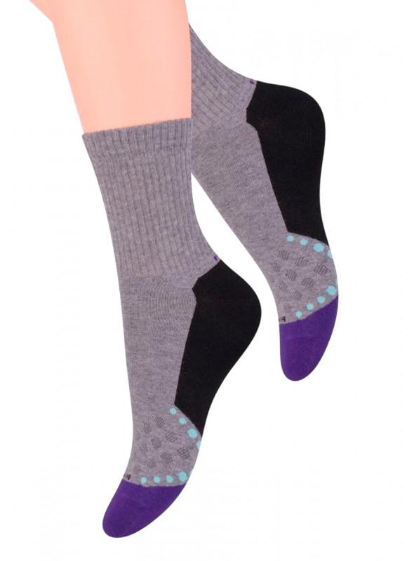 Dámské klasické ponožky 026/21 STEVEN | velkoobchod HOTEX