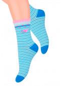 Dívčí klasické ponožky vzor 014/132 STEVEN