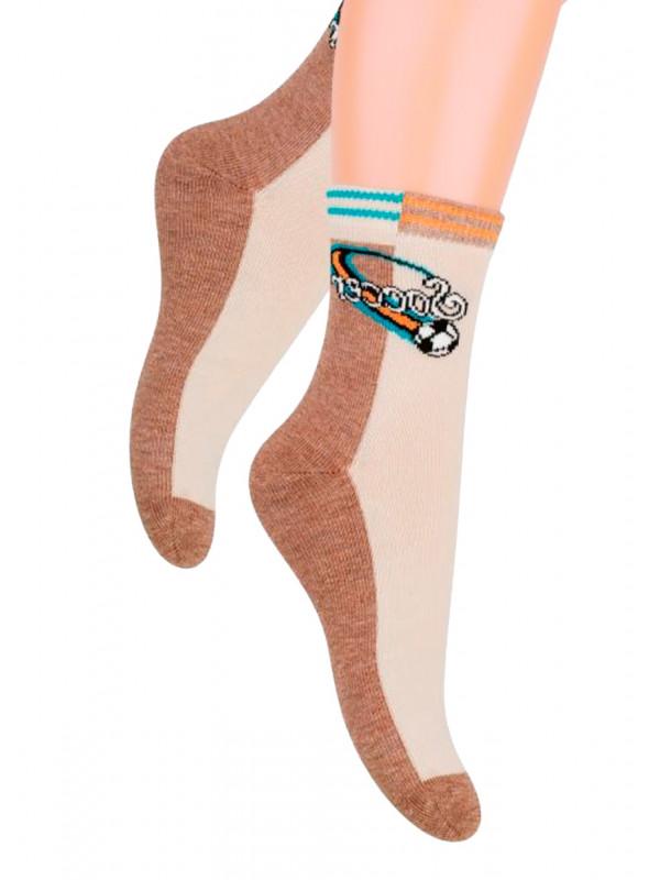 Chlapecké klasické ponožky 014/21 STEVEN | velkoobchod HOTEX