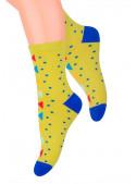 Dívčí klasické ponožky vzor 014/128 STEVEN