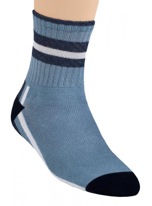 Chlapecké klasické ponožky 014/901 STEVEN