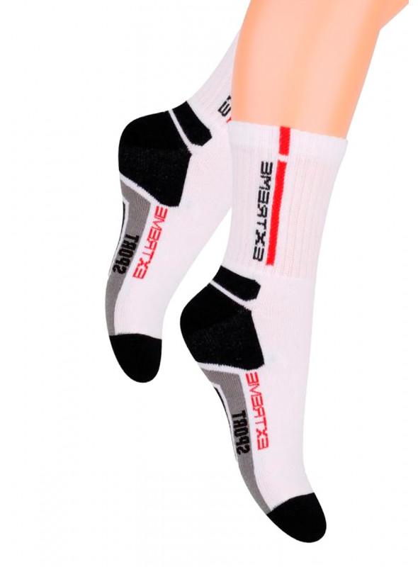 Chlapecké klasické ponožky 014/2 STEVEN | velkoobchod HOTEX