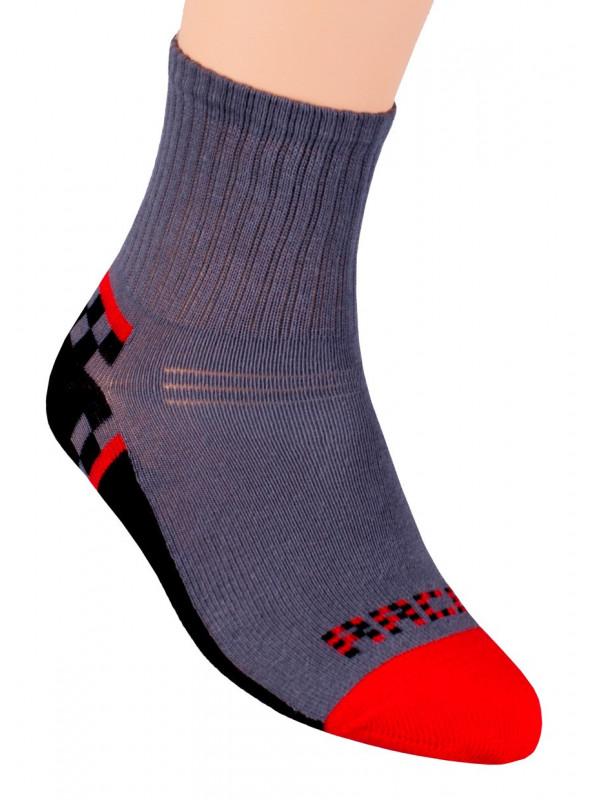 Chlapecké klasické ponožky 014/7 STEVEN | velkoobchod HOTEX